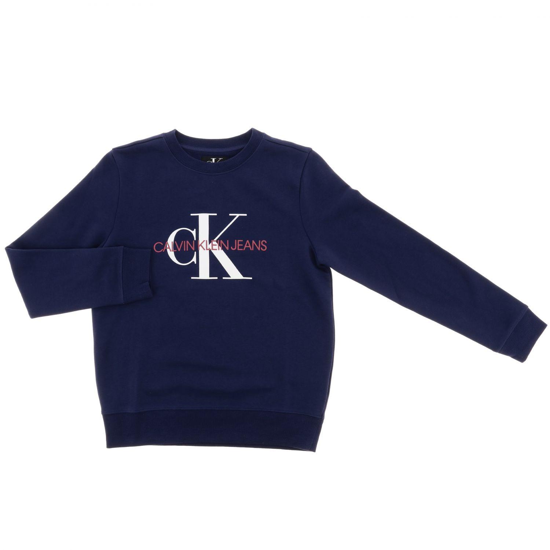 Jersey Calvin Klein: Jersey niños Calvin Klein beige 1