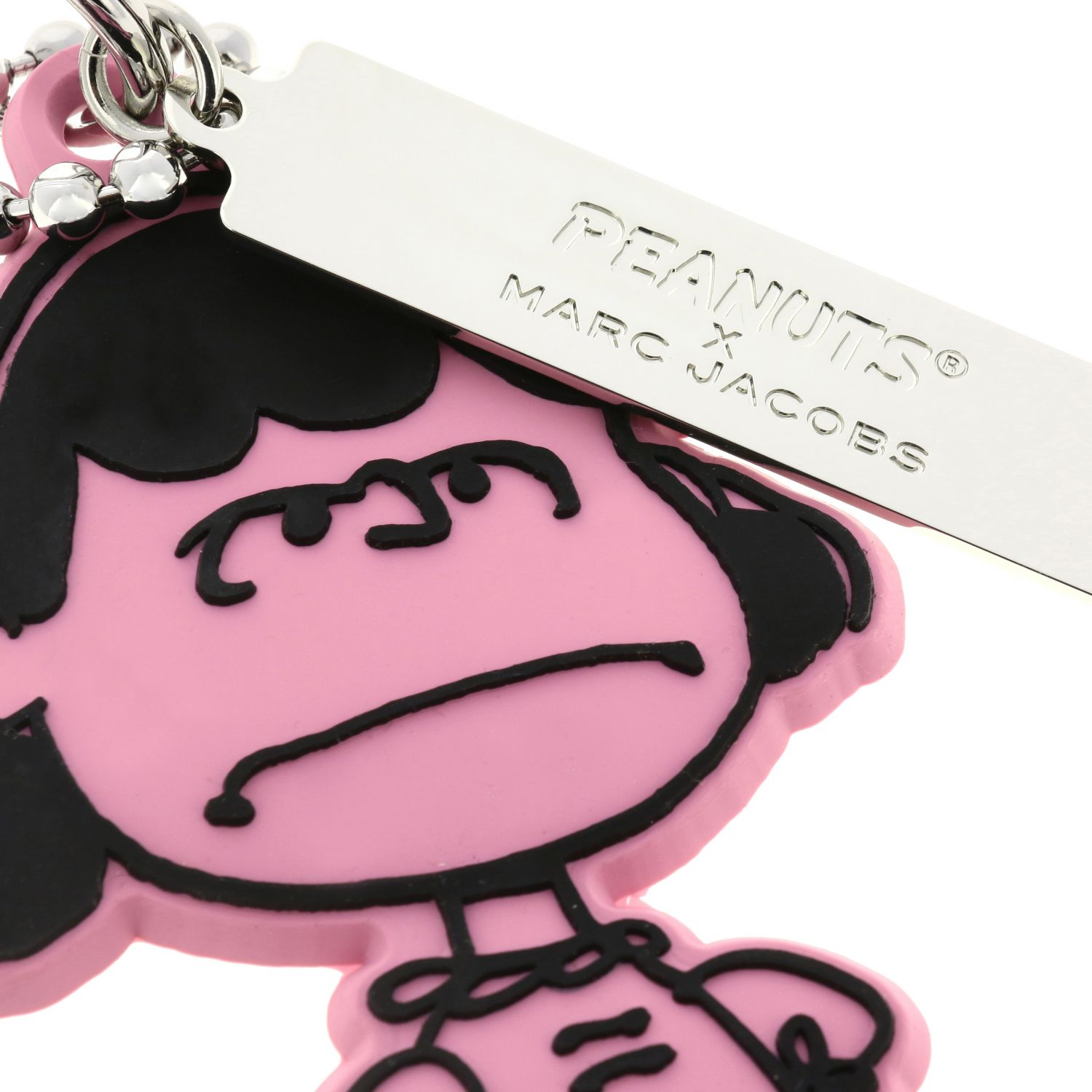 Keyring Marc Jacobs: Keyring women Marc Jacobs pink 2
