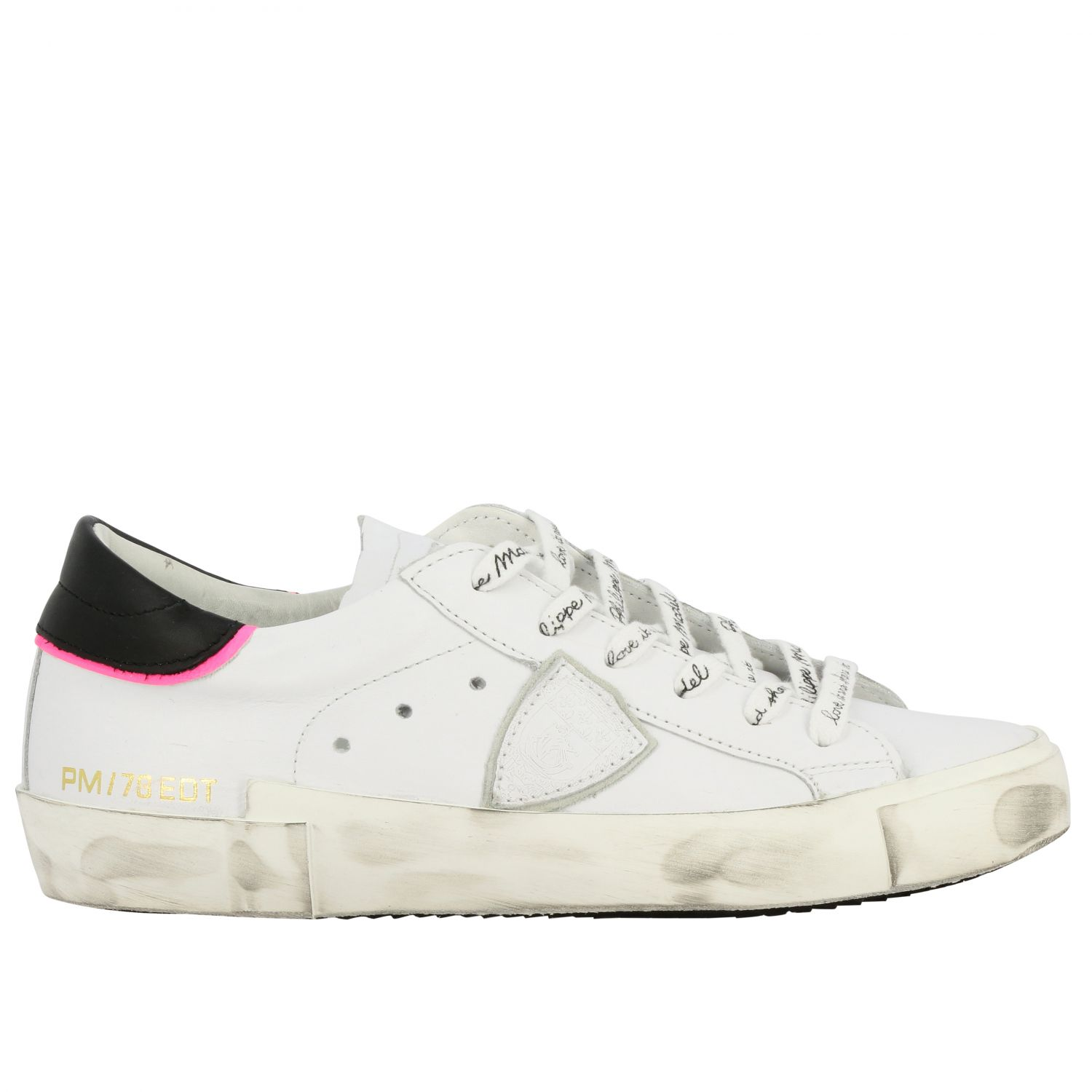 Sneakers women Philippe Model white 1