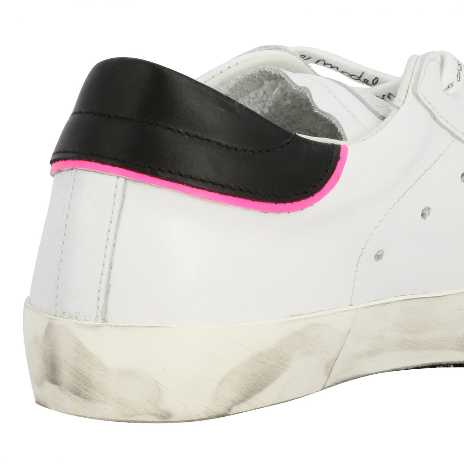 Sneakers women Philippe Model white 5