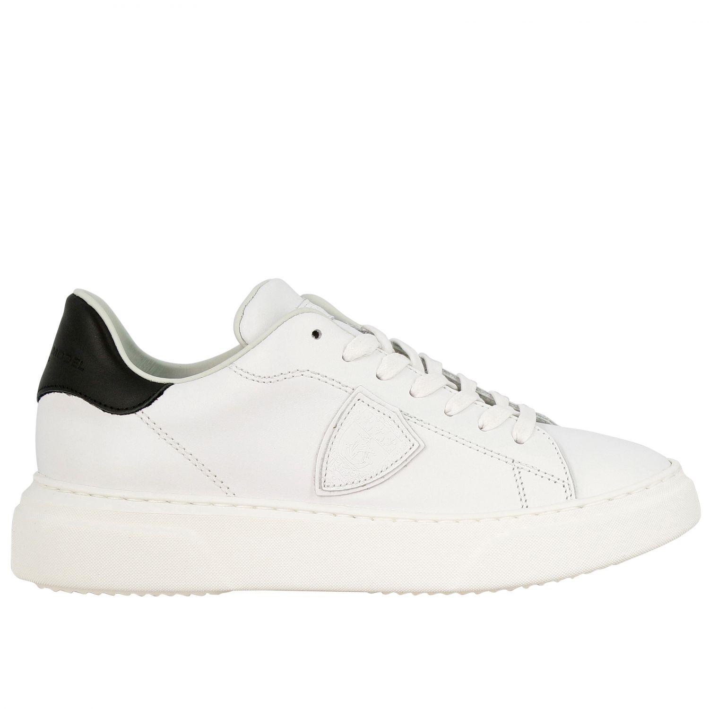 Sneakers women Philippe Model black 1