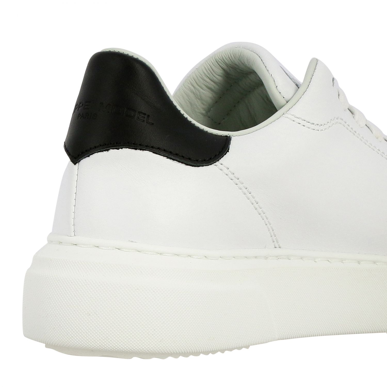 Sneakers women Philippe Model black 5