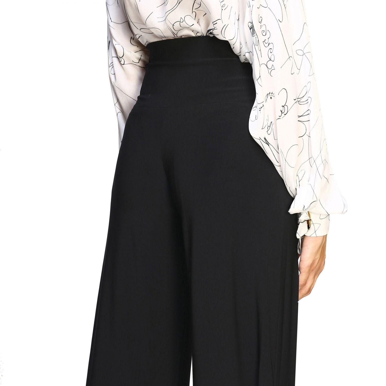 Pantalon femme Norma Kamali noir 5