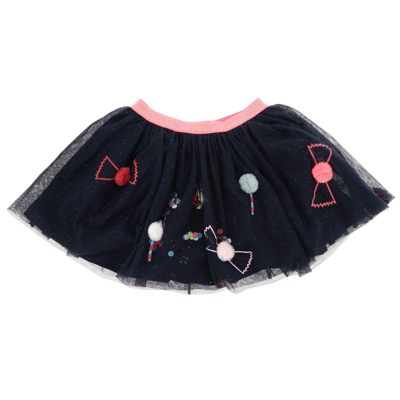 半身裙 Billieblush: 半身裙 儿童 Billieblush 海蓝色 1