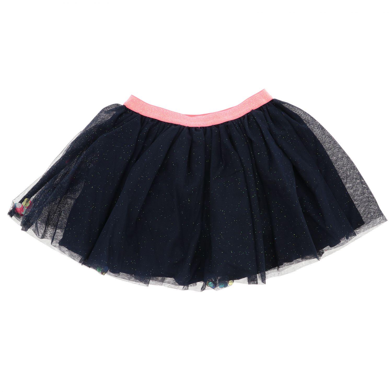 半身裙 Billieblush: 半身裙 儿童 Billieblush 海蓝色 2