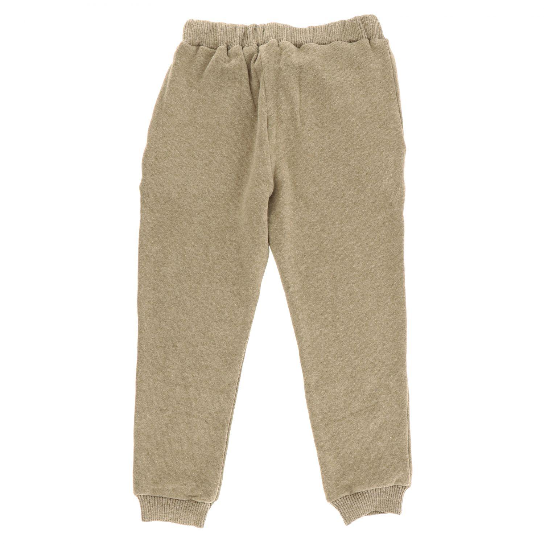 Pantalone Caffe' D'orzo: Pantalone bambino Caffe' D'orzo nocciola 2