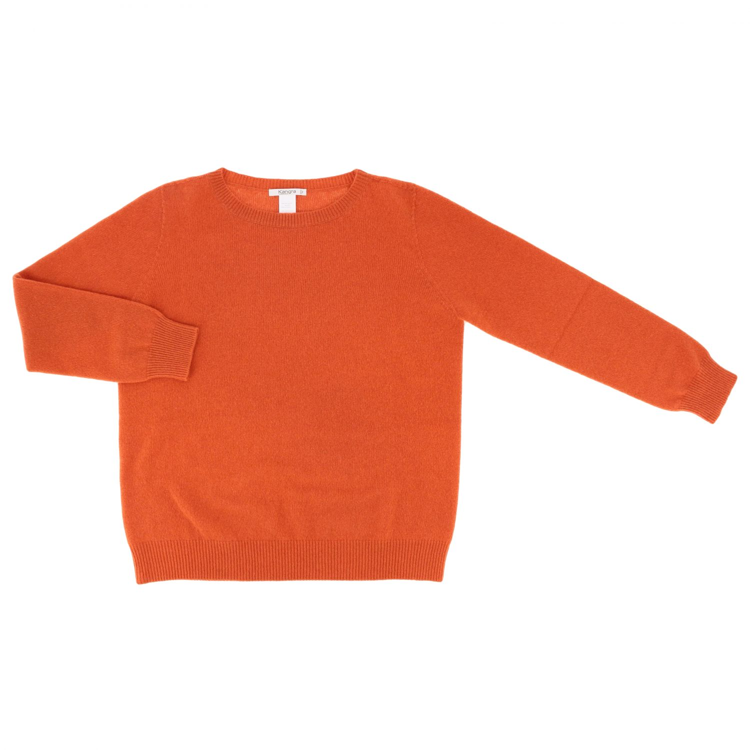 Pull enfant Kangra orange 1