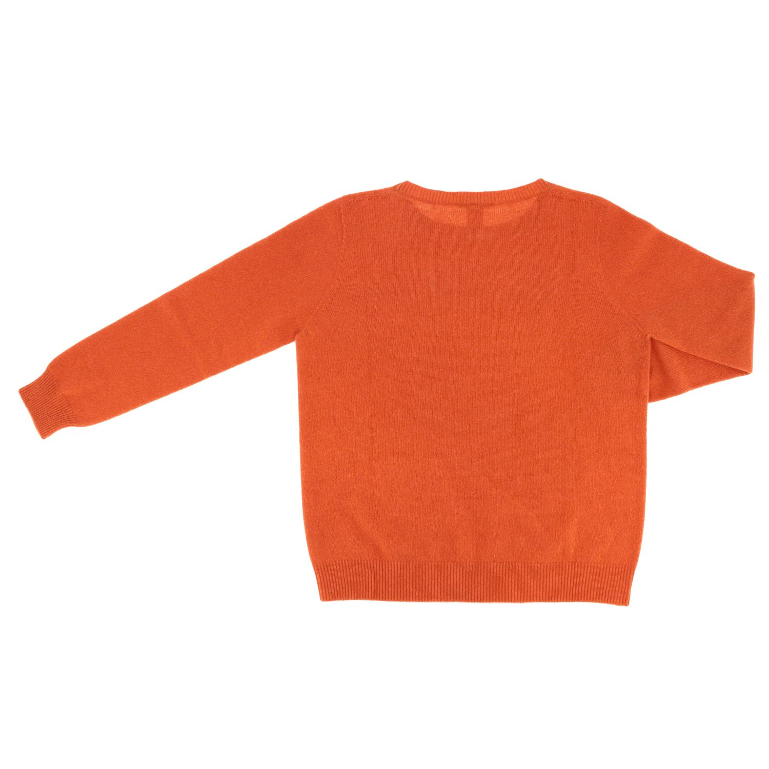 Pull enfant Kangra orange 2