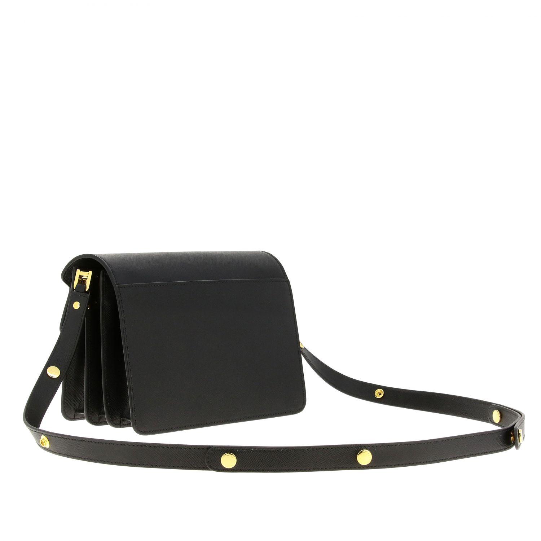 Crossbody bags women Marni black 3