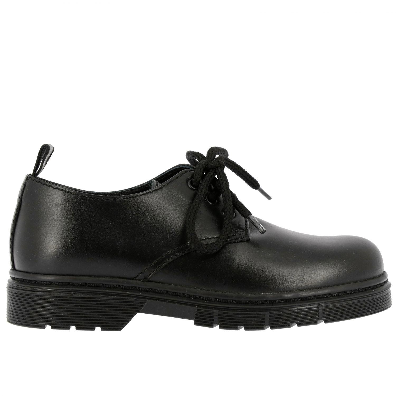 鞋履 儿童 Il Gufo 黑色 1