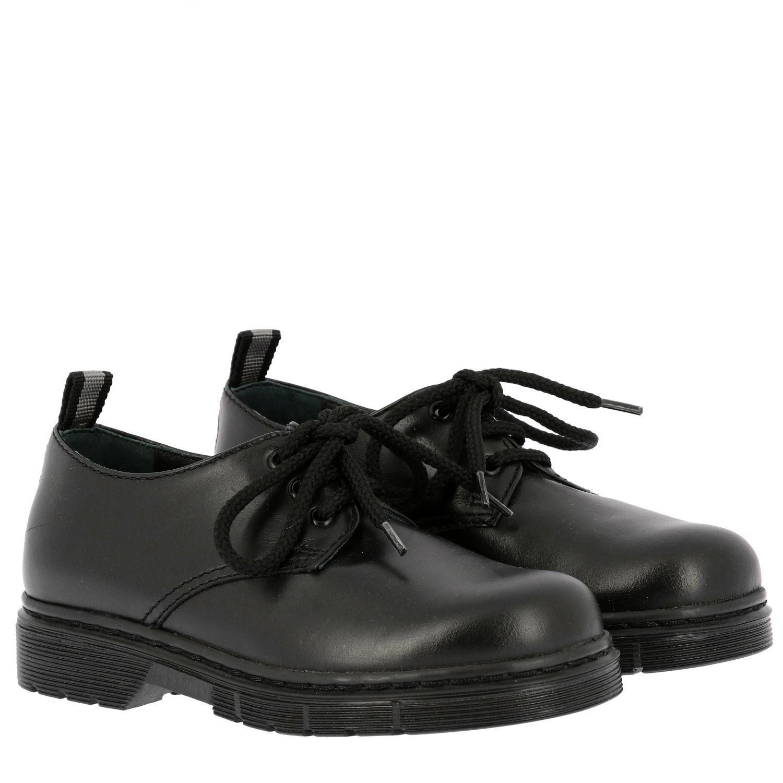 鞋履 儿童 Il Gufo 黑色 2