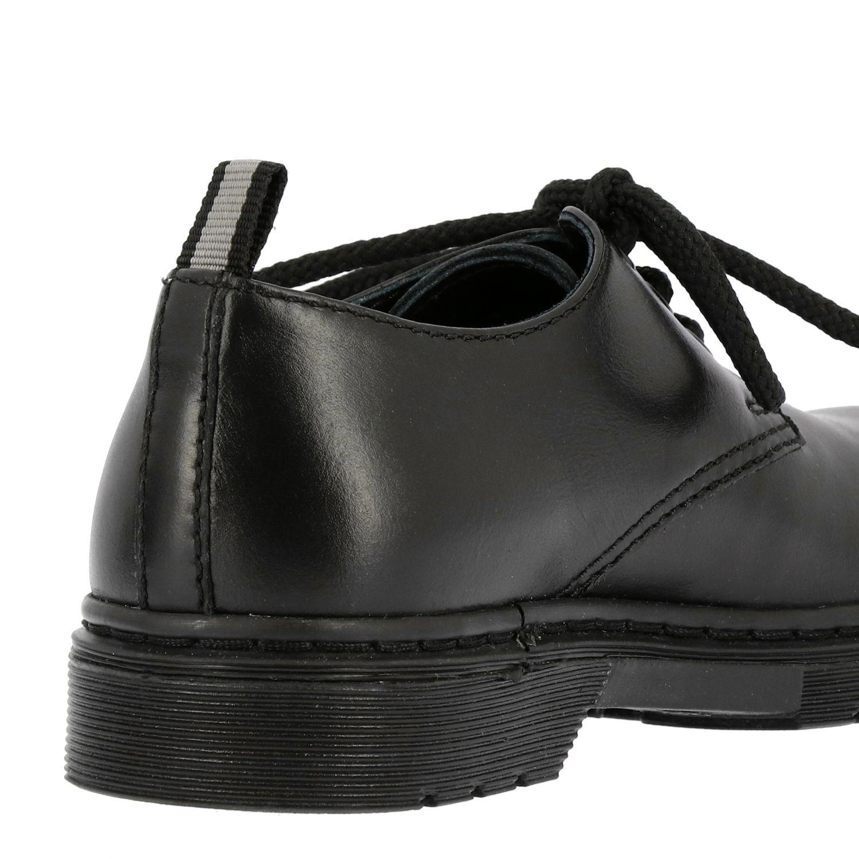 鞋履 儿童 Il Gufo 黑色 5