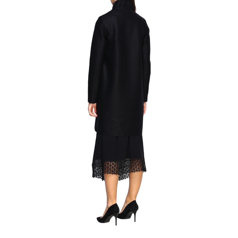 Coat women Harris Wharf London black 3