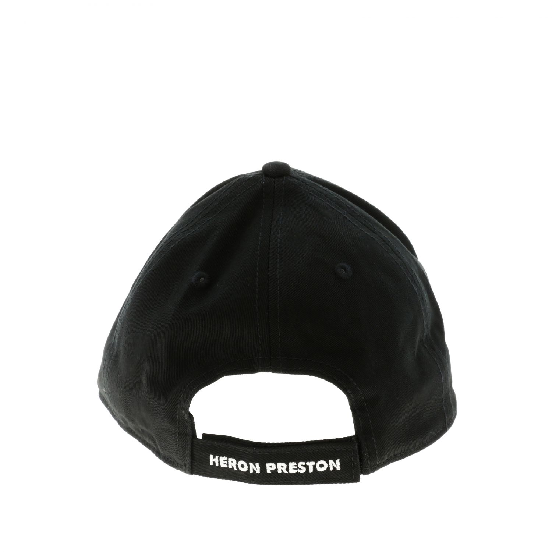 Preston Logo Noir Casquette