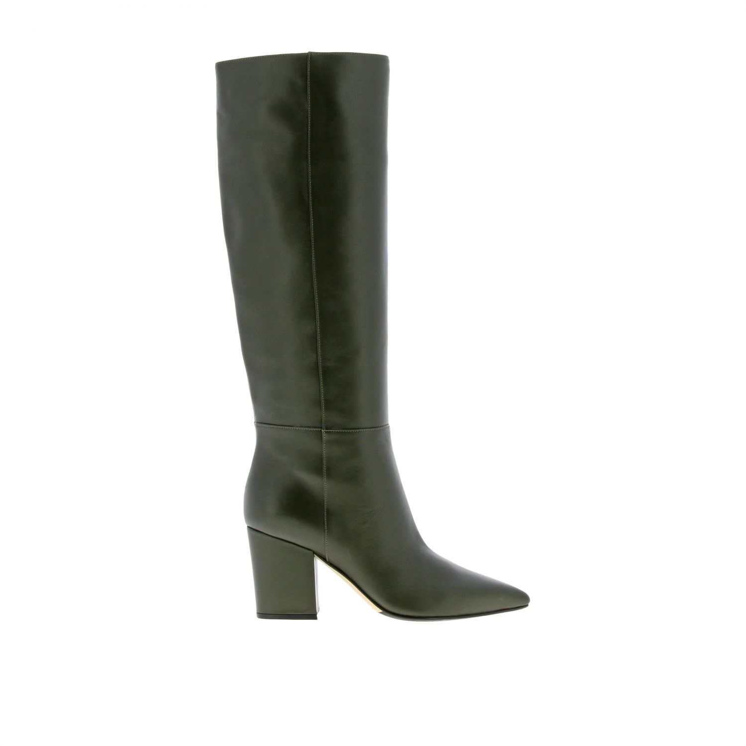 Boots women Sergio Rossi green 1