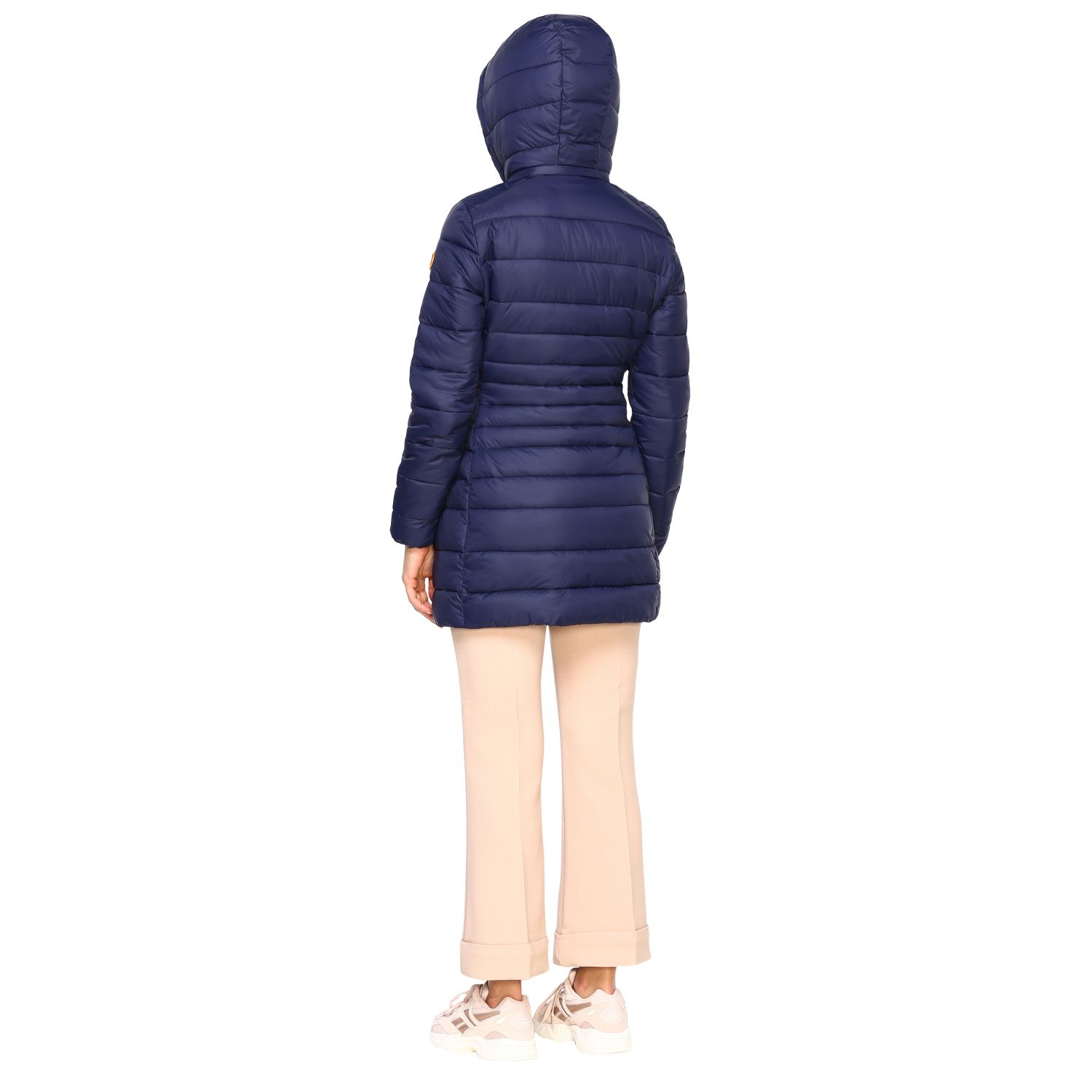 Giacca Save The Duck: Cappotto donna Save The Duck blue navy 3