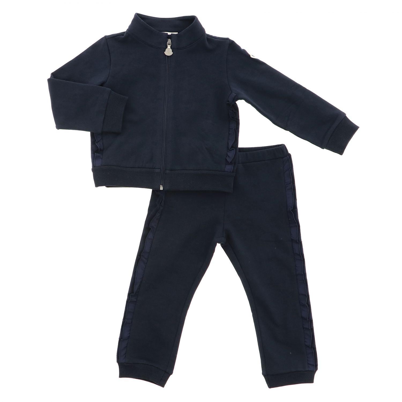 Комбинезон Детское Moncler синий 1
