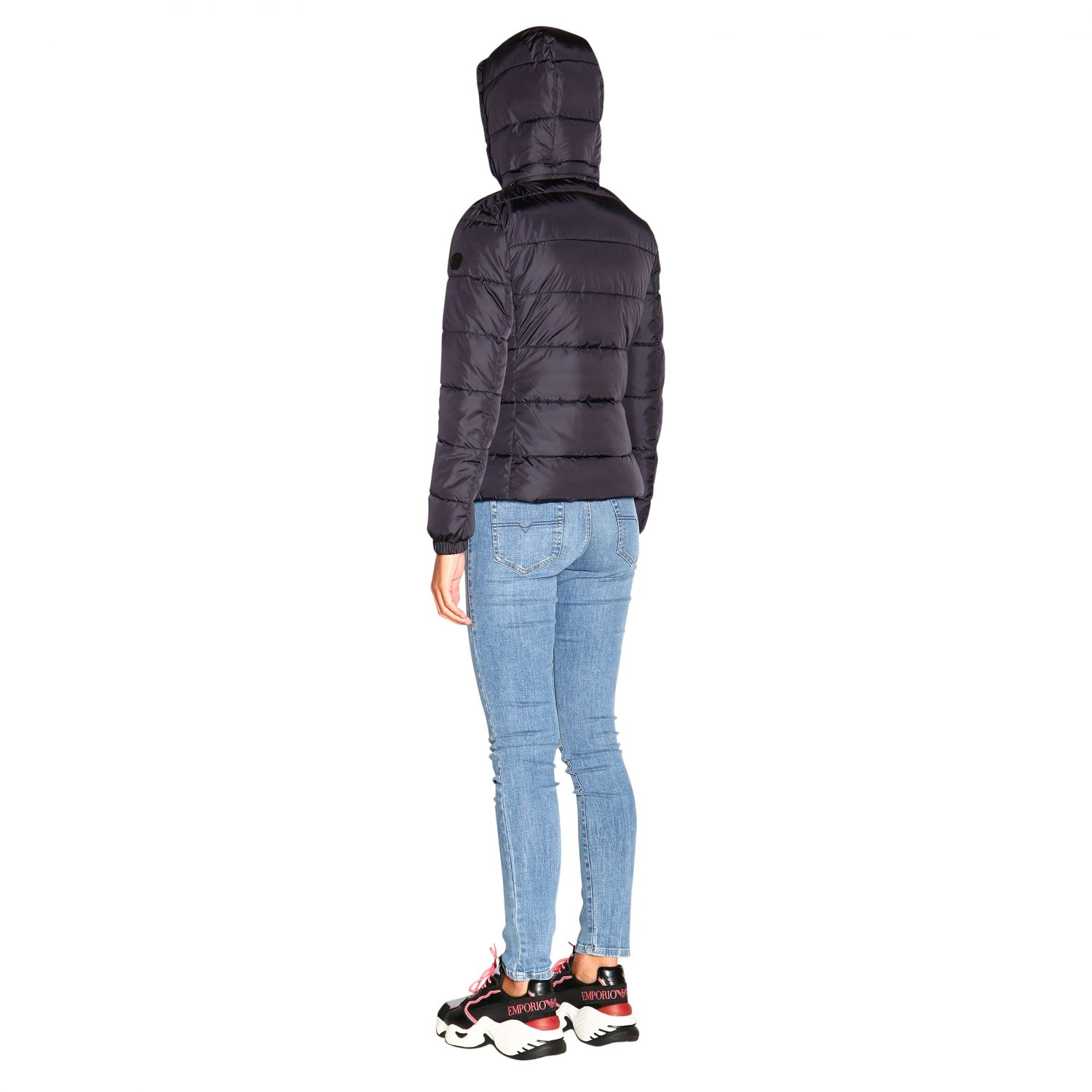 Giacca Save The Duck: Cappotto donna Save The Duck nero 3