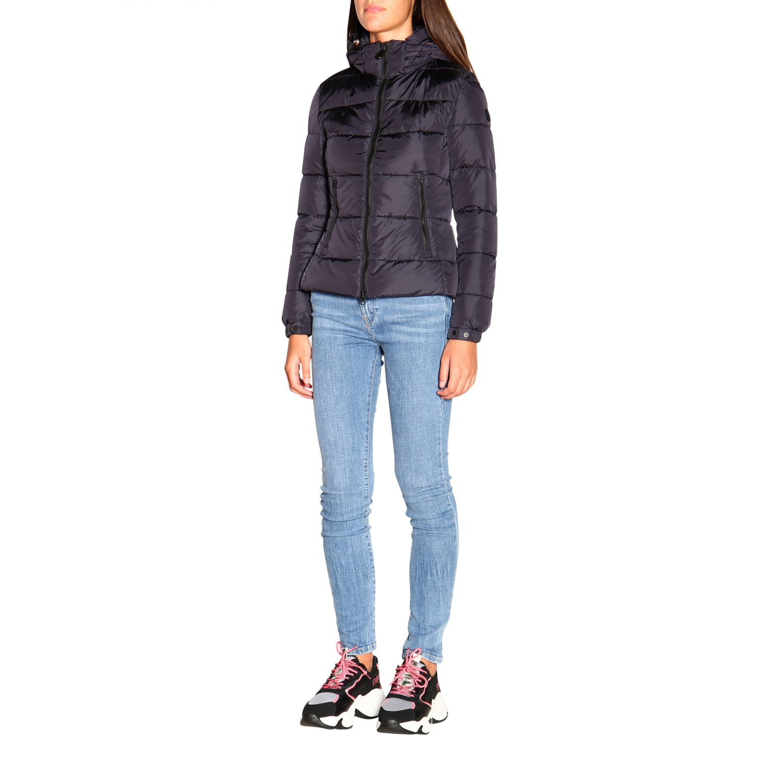 Giacca Save The Duck: Cappotto donna Save The Duck nero 4