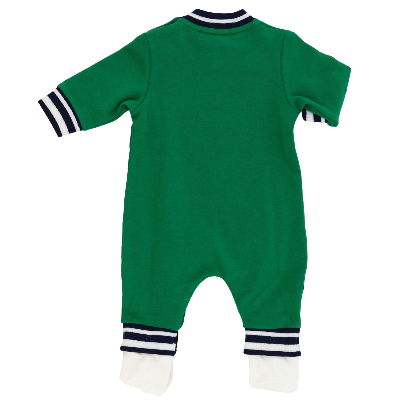 Jacket kids Moschino Baby green 2