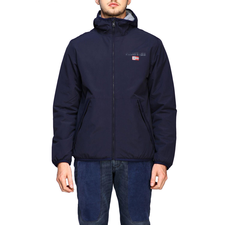 Куртка Мужское Napapijri синий 1