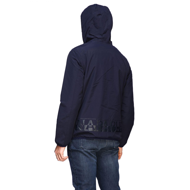Куртка Мужское Napapijri синий 3