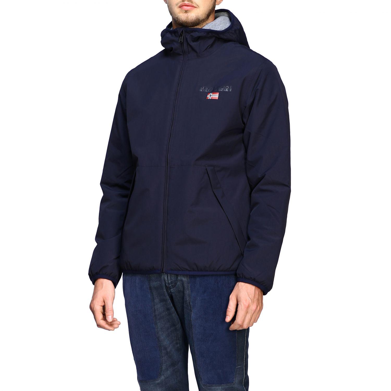 Куртка Мужское Napapijri синий 4