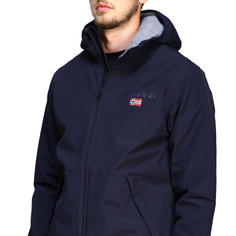 Куртка Мужское Napapijri синий 5