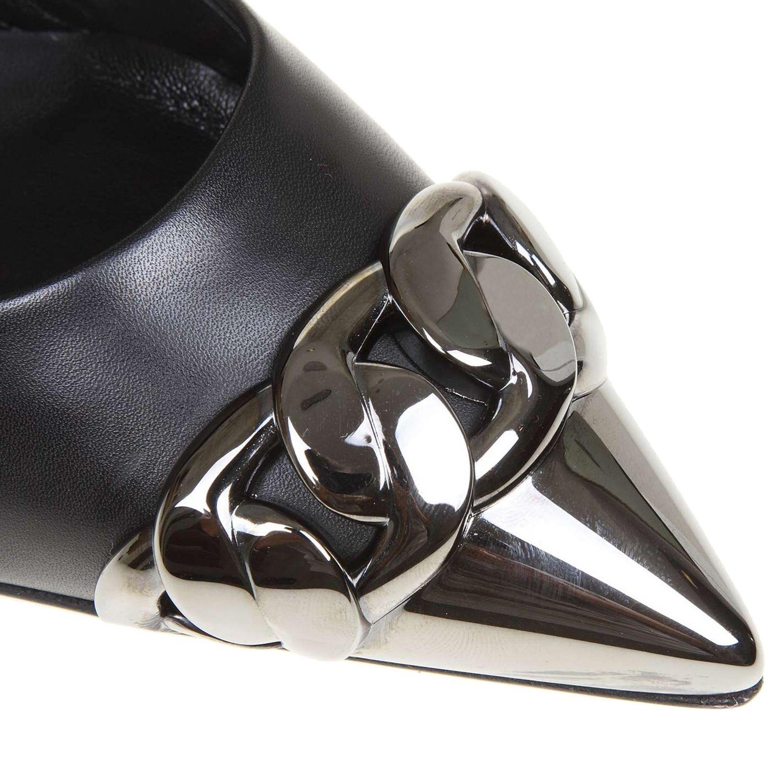 Court shoes women Casadei black 4