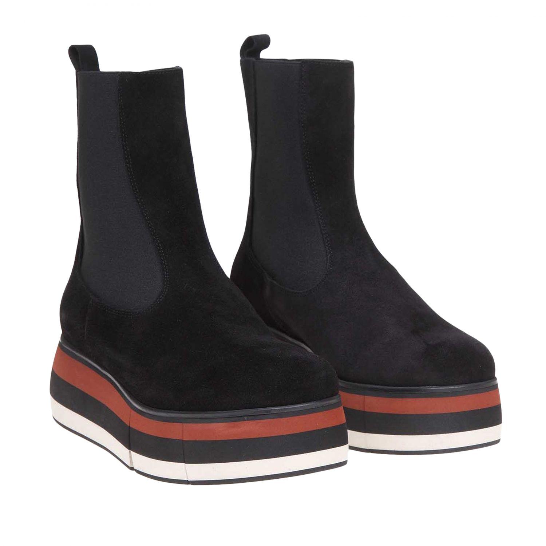Heeled ankle boots women Paloma BarcelÒ black 2