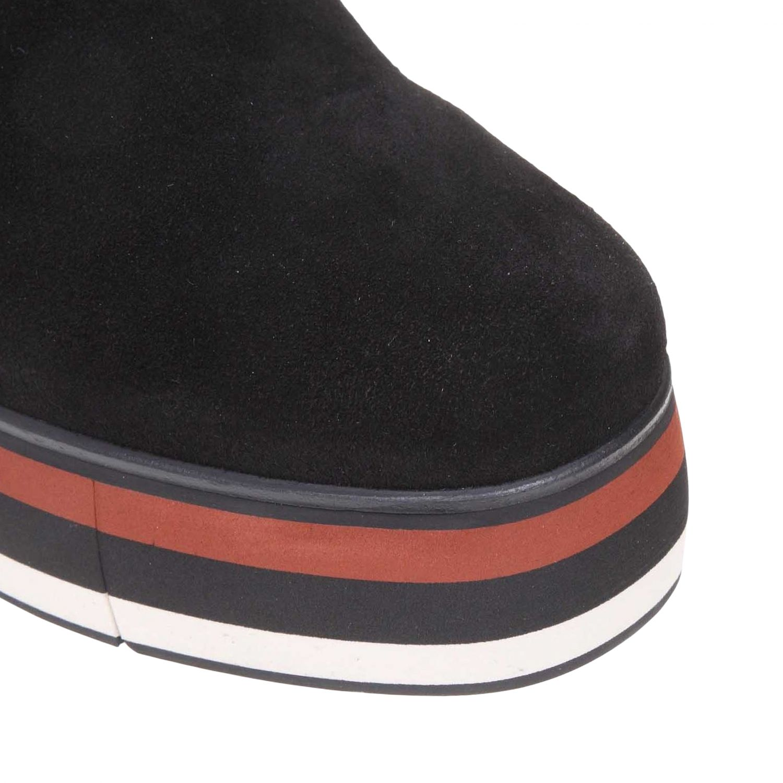 Heeled ankle boots women Paloma BarcelÒ black 4