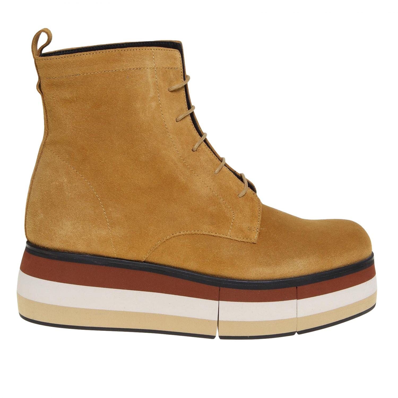 Boots women Paloma BarcelÒ mustard 1