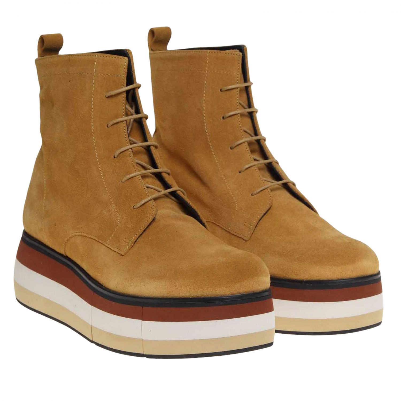 Boots women Paloma BarcelÒ mustard 2