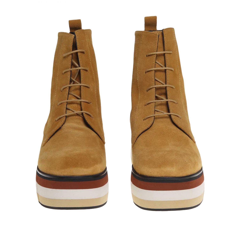 Boots women Paloma BarcelÒ mustard 3