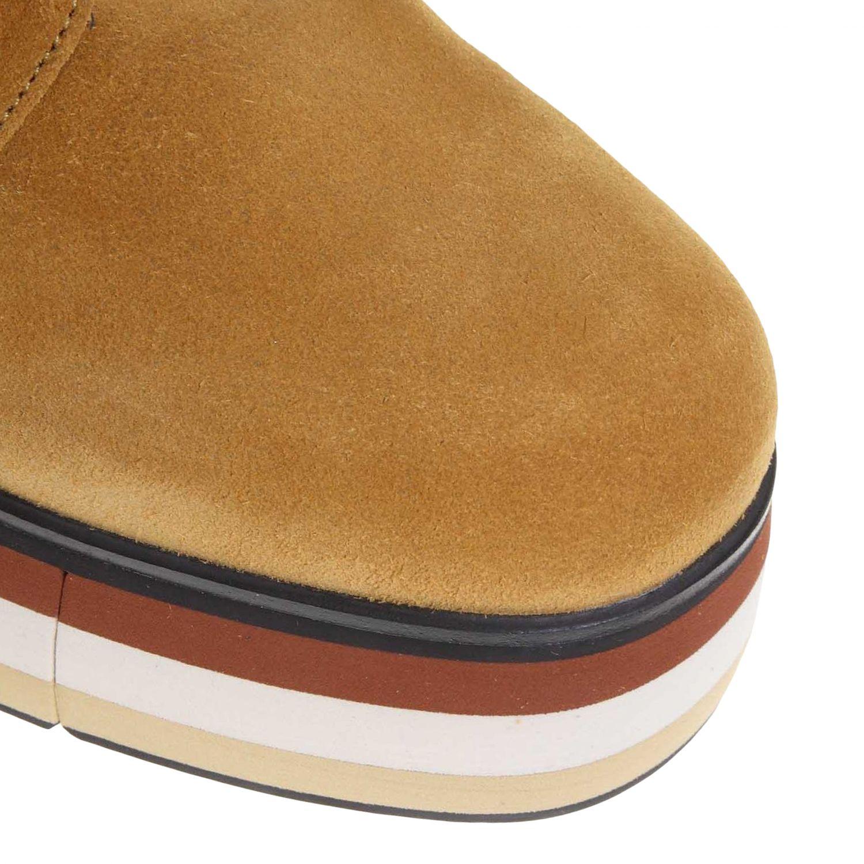 Boots women Paloma BarcelÒ mustard 4