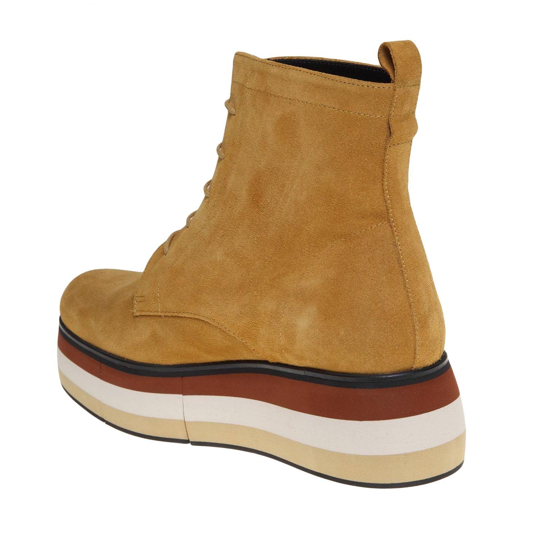 Boots women Paloma BarcelÒ mustard 5