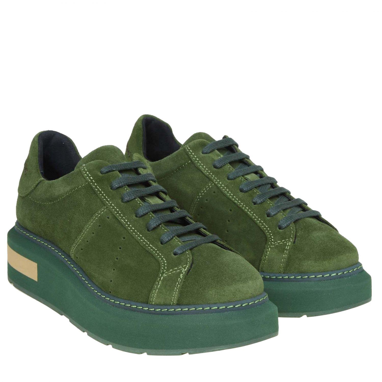 Sneakers women Manuel BarcelÒ green 2