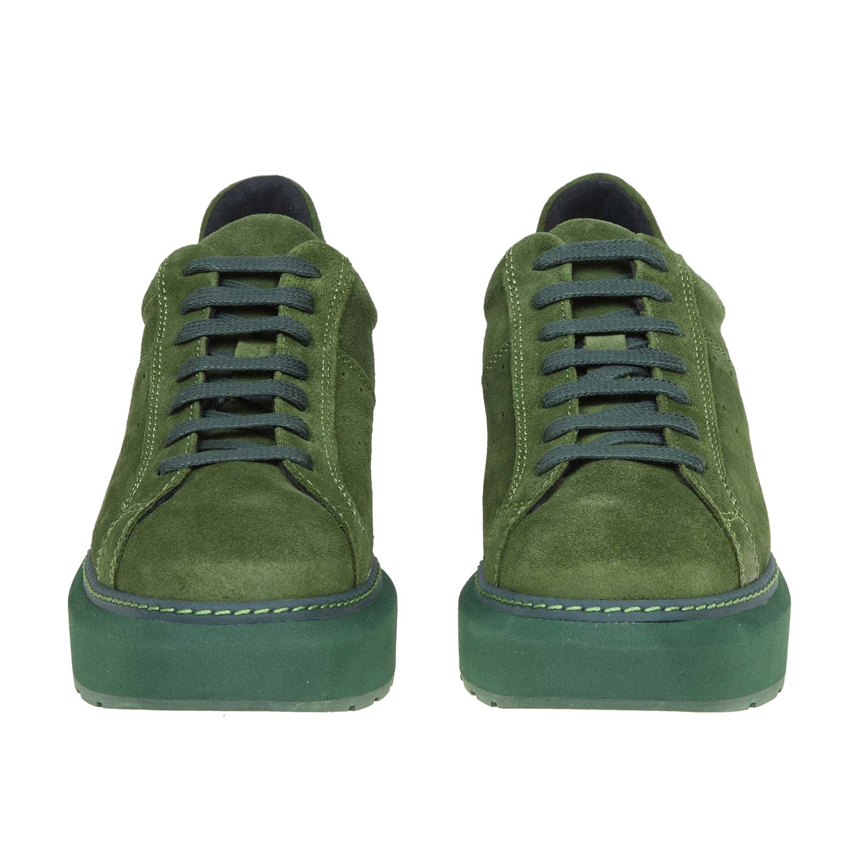 Sneakers women Manuel BarcelÒ green 3