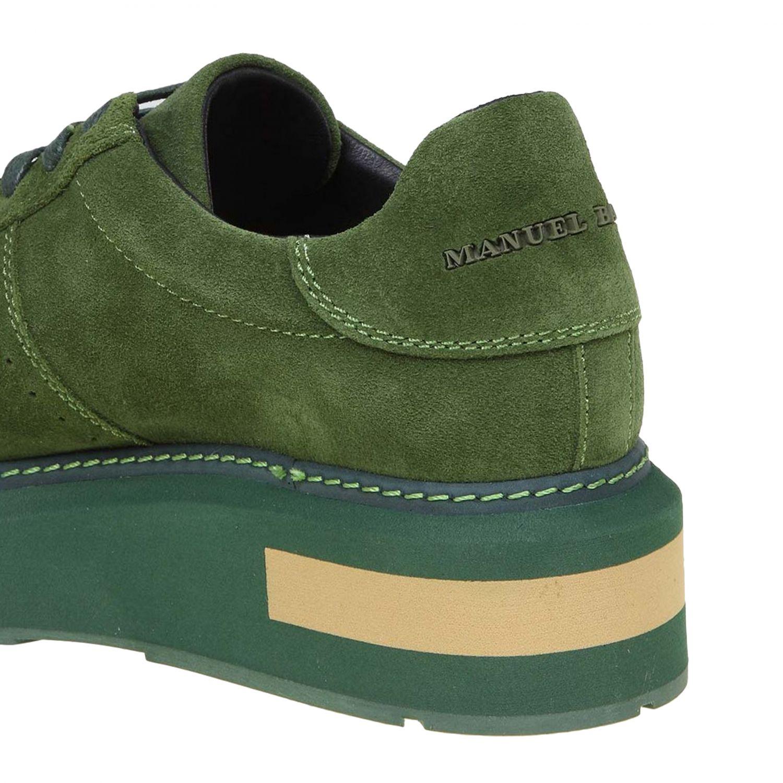 Sneakers women Manuel BarcelÒ green 5