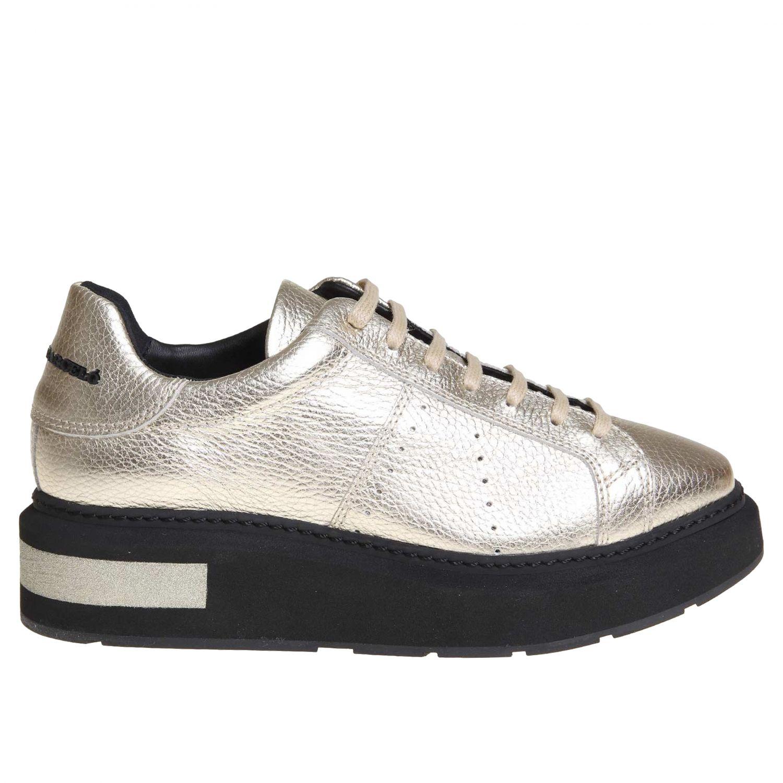 Sneakers women Manuel BarcelÒ platinum 1