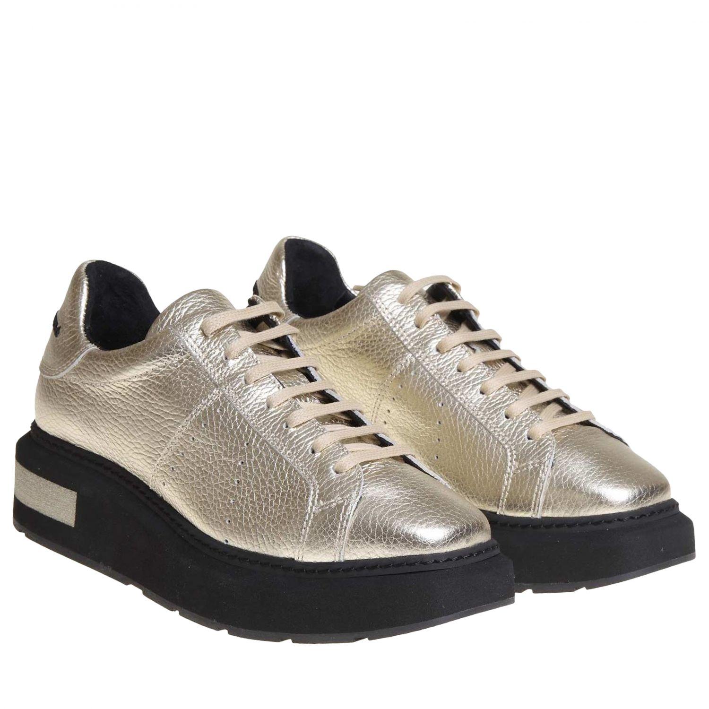 Sneakers women Manuel BarcelÒ platinum 2