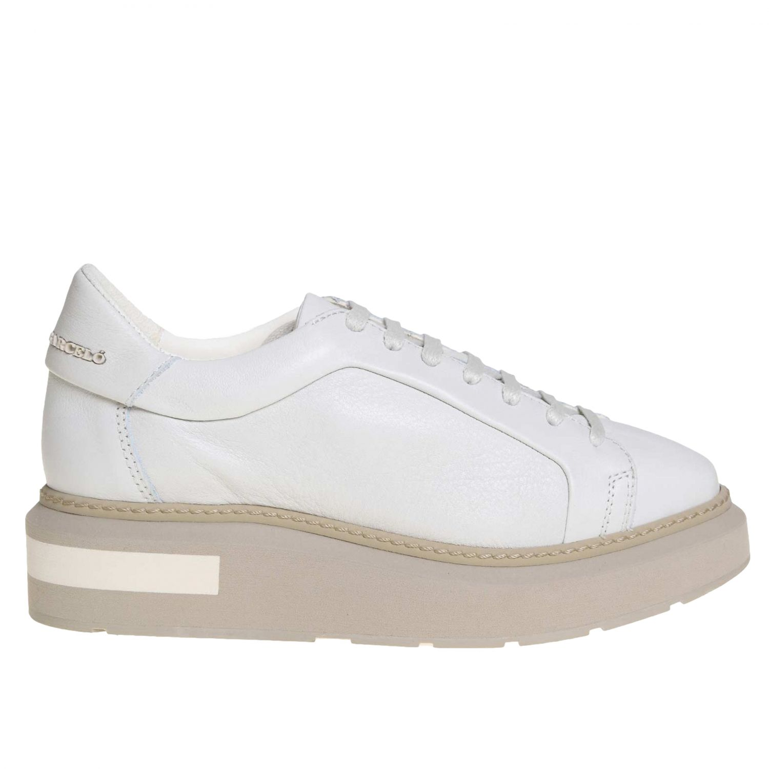 Sneakers Manuel Barcelò: Sneakers women Manuel BarcelÒ white 1