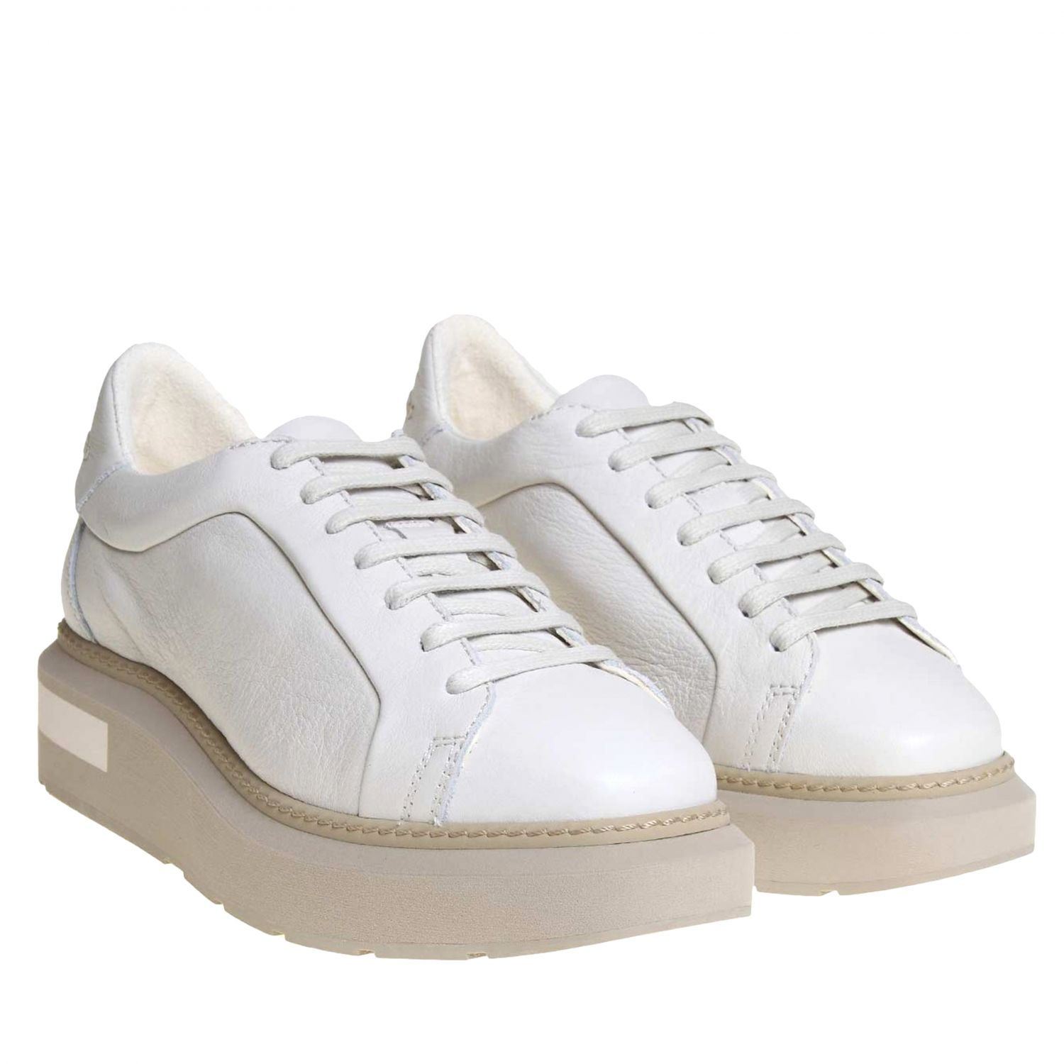 Sneakers Manuel Barcelò: Sneakers women Manuel BarcelÒ white 2