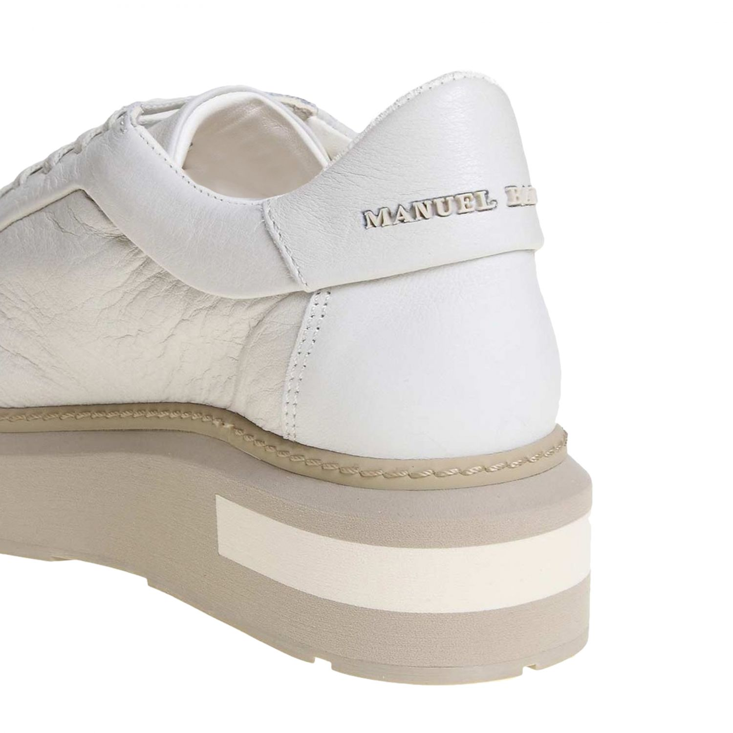 Sneakers Manuel Barcelò: Sneakers women Manuel BarcelÒ white 5
