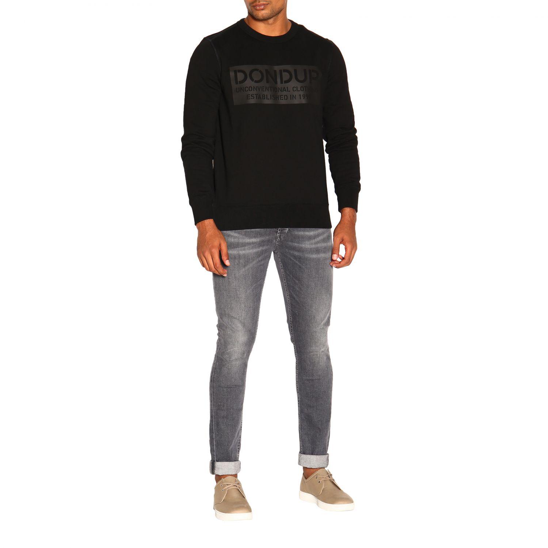 Jeans homme Dondup gris 2