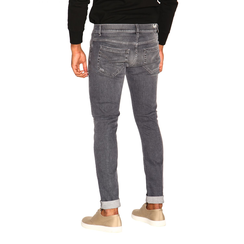 Jeans homme Dondup gris 3
