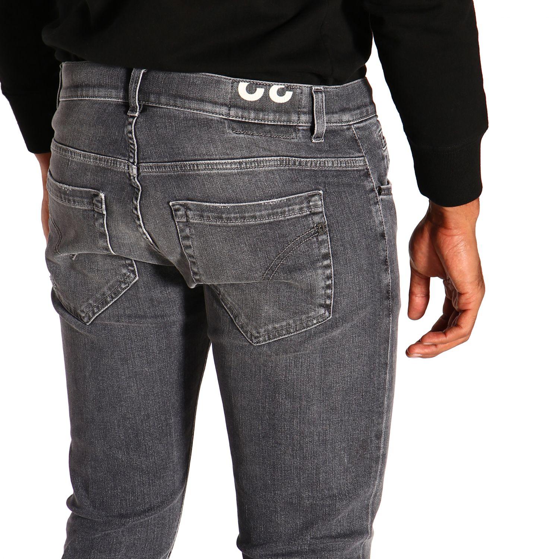 Jeans homme Dondup gris 5
