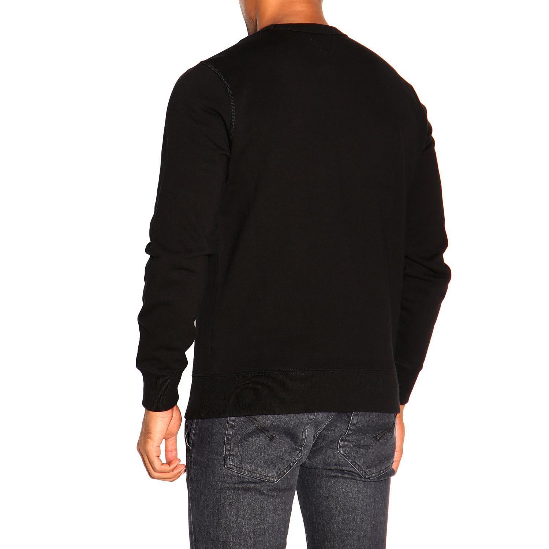 Sweatshirt men Dondup black 3