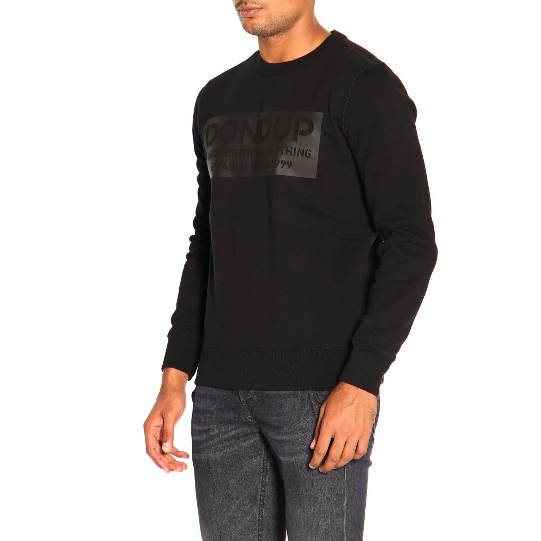 Sweatshirt men Dondup black 4