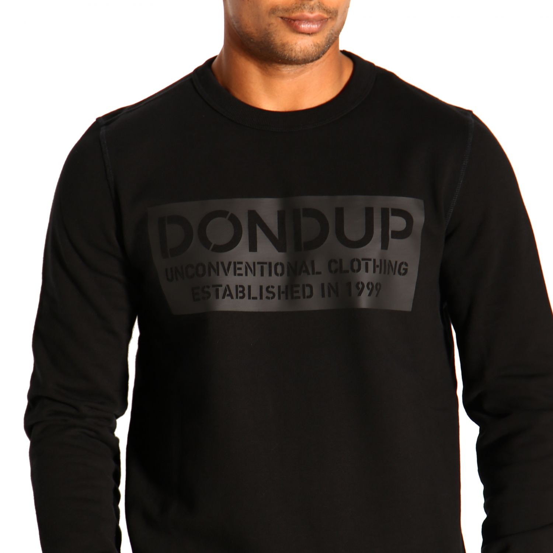 Sweatshirt men Dondup black 5